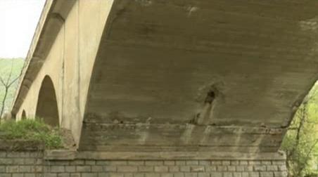 По Ваш сигнал: Руши се мост по път Е-79 при Кресна