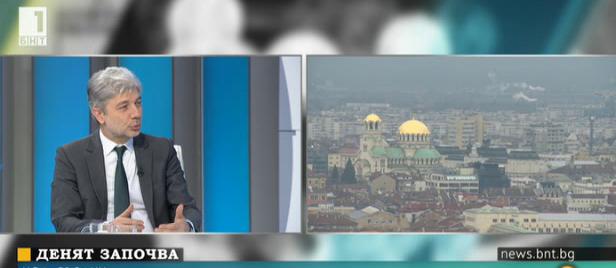 За чистотата на въздуха - разговор с министър Нено Димов