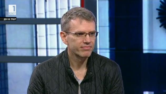Вени Марковски: Ние сме в клопката на хора, манипулиращи общественото мнение