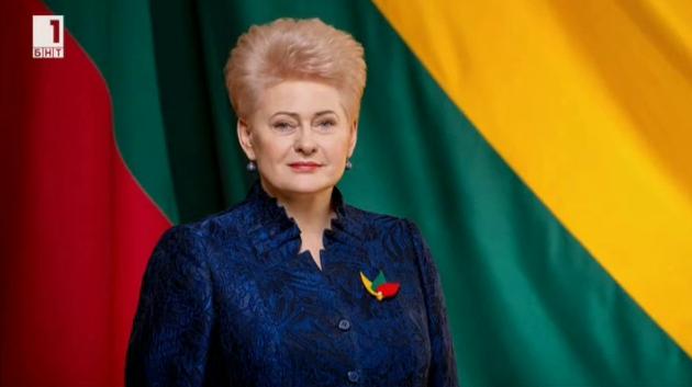 Далия Грибаускайте - портрет на първата жена-президент на Литва