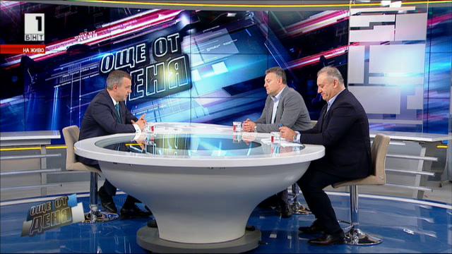 Фактите по сделката с ЧЕЗ. Валентин Николов от ГЕРБ и Атанас Костадинов от БСП