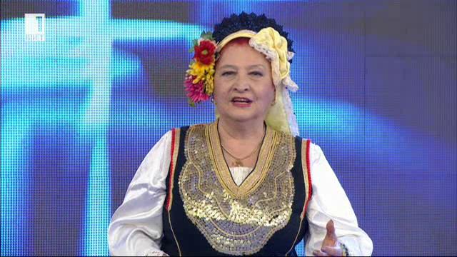 Трънската певица Лиляна Галевска