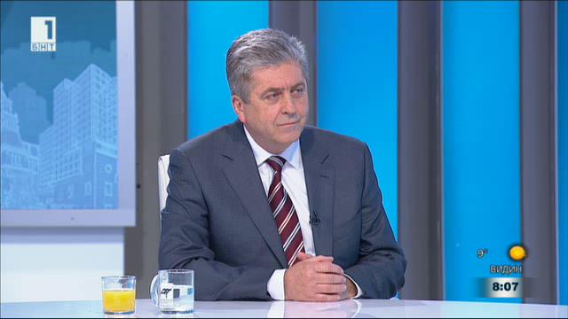 Георги Първанов: Ситуацията в Сирия е дрънкане на оръжия в най-груб вариант