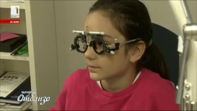 Ранна диагностика и модерно лечение на детски очни болести