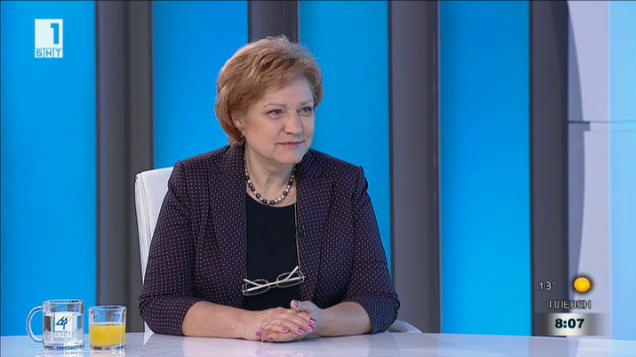 Менда Стоянова: Икономика не се управлява с държавен дълг