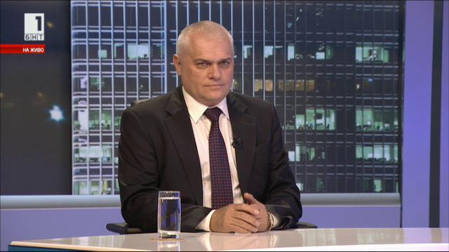 Министър Валентин Радев: На общия фон МВР стои добре