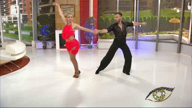Ритъмът на танца, огнената самба и дивото фламенко