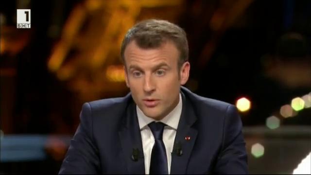 Емануел Макрон - най-младият президент в историята на Франция