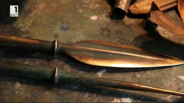 Древните майстори на оръжия