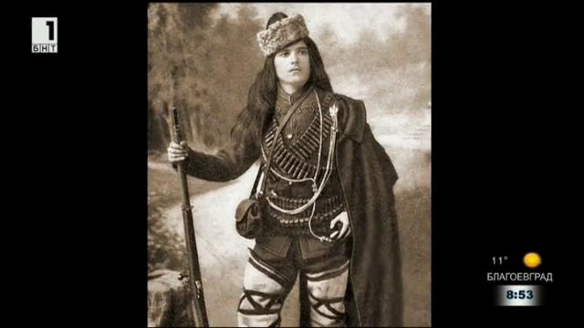 Забравените герои: Донка Богданова