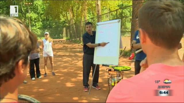 Световноизвестният треньор Майк Барел с лекция пред български треньори