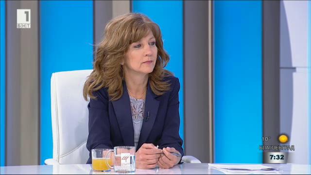 В защита на децата - говори зам.-министър Росица Димитрова