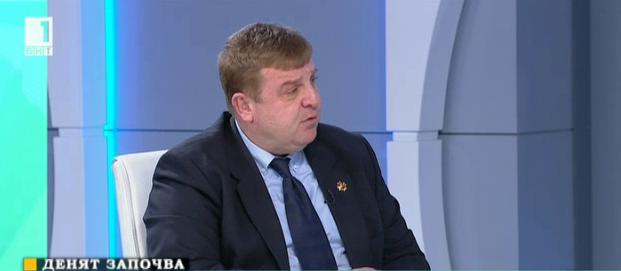 Отбрана и сигурност - говори Красимир Каракачанов