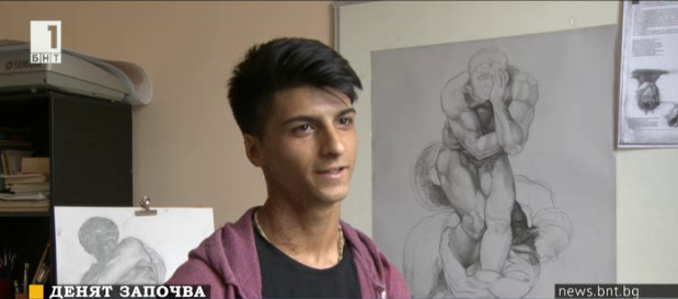 Скритите таланти на България даряват надежда