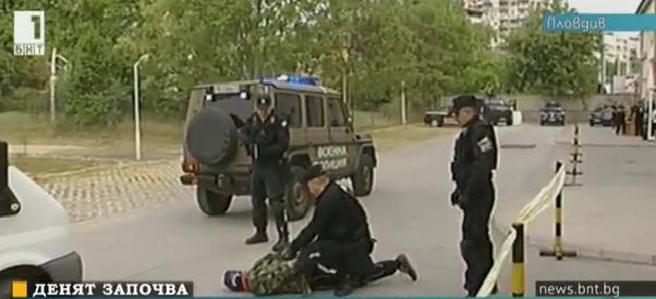 Ден на отворените врати за дейността на военната полиция