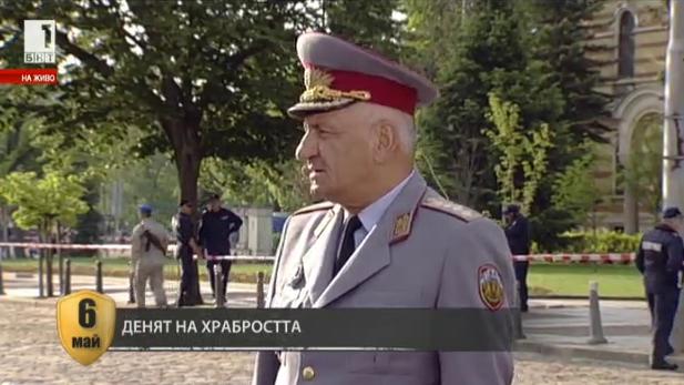 Ген. Андрей Боцев: Днешният парад е по-специален