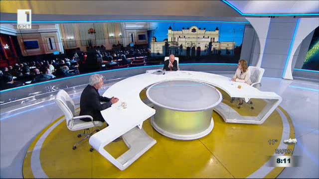 Скърца ли нещо в парламента? Анализ на Антоанета Христова и Росен Карадимов