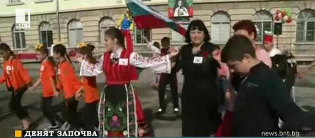 Пряко от Русе: Розите на България