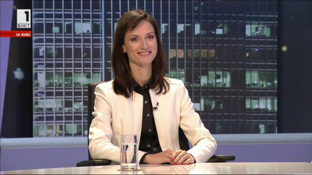 Мария Габриел: Искаме прозрачност от платформите