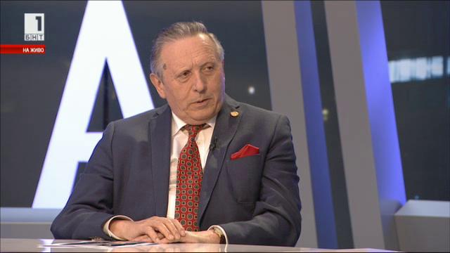 Акад. Стефан Воденичаров: Първият приоритет е да се възстанови държавността