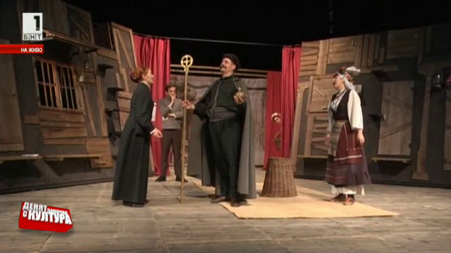 Друмеви театрални празници в Шумен