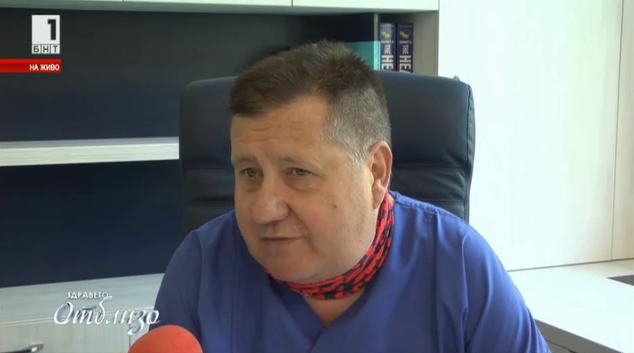 Номинации за Националните годишни медицински награди - проф. Владимир Данов