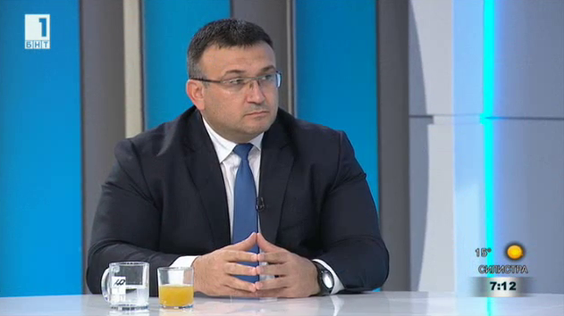 Младен Маринов: Има напредък в обединението на системите за видео наблюдение