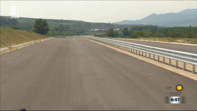 ОП Транспорт: Строителството на АМ Струма