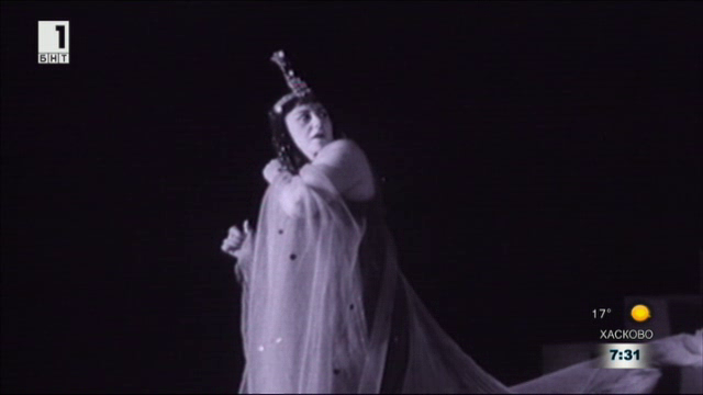 Почина оперната прима Христина Ангелакова
