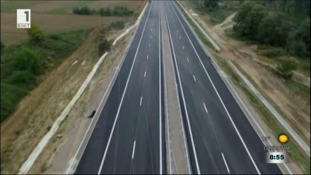 ОП Транспорт: Иновации при строителството на АМ Струма