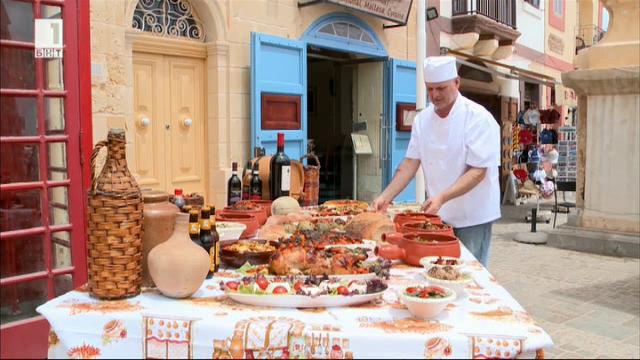 Вкусната Европа: Малта