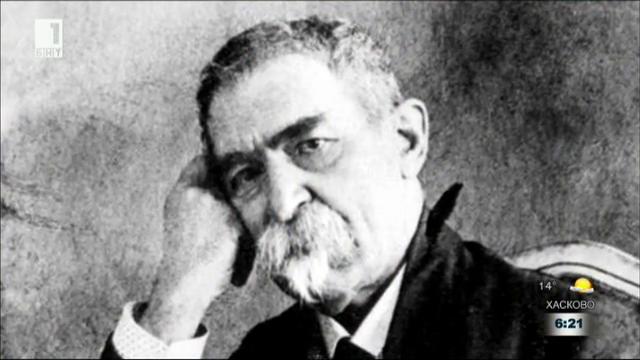 В родния град на Стоян Михайловски - автор на текста на Върви народе възродени