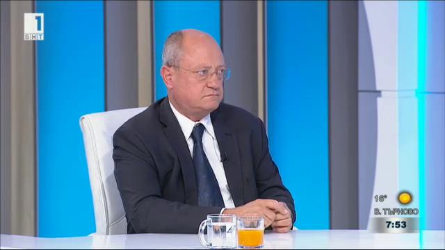 Проф. Тодор Танев: Ние се борим за точките, а не за знанията