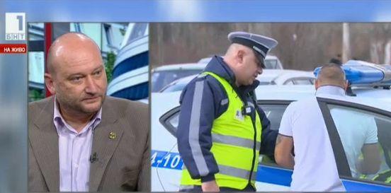 Христо Радков: Пътна полиция трябва само да санкционира
