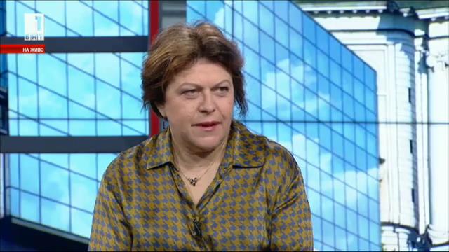 Татяна Дончева: Няма никакъв синхрон между програмите на президента и премиера