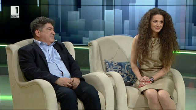 """Греди Асса и неговата дъщеря – гости в """"Извън играта"""""""