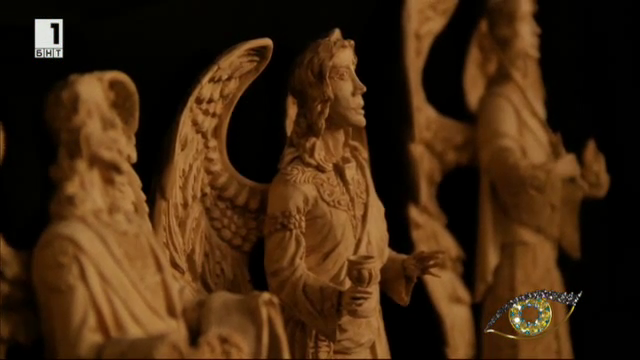Симеон Шопов - майстор на съвършени 3D гравюри от дърво
