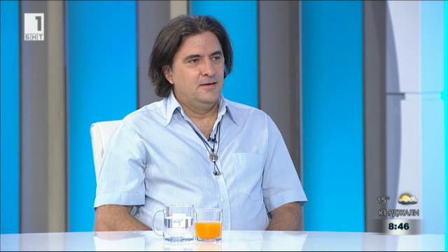 Димитър Аргиров припомня музиката на баща си