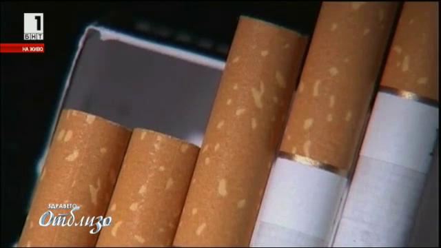 Световен ден за борба с тютюнопушенето