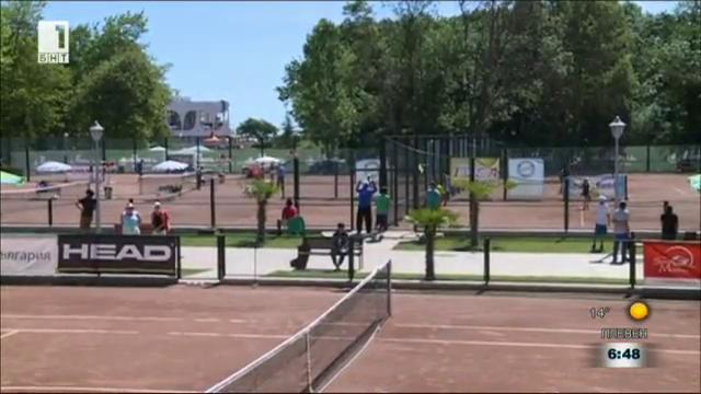 Световният тенис елит при юношите и девойките се събра в курорта Албена