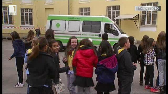 """""""Зелената линейка"""" с фокус към детското здраве"""
