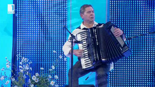 Петър Ралчев - гост в Иде нашенската музика