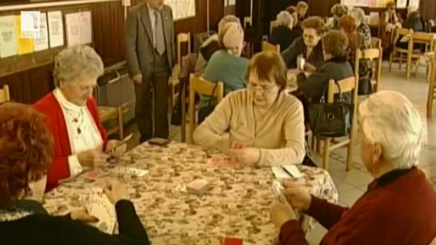 Европейското население застарява