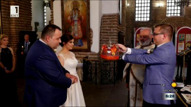 Анатоли Грозданов и Станислава Митова си казаха да