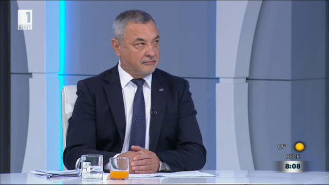 Битките на вицепремиера – гост Валери Симеонов