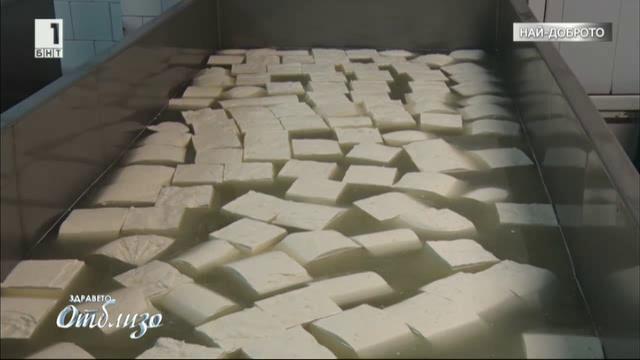 Най-доброто от Здравето отблизо: Какво има в сиренето, което консумираме?