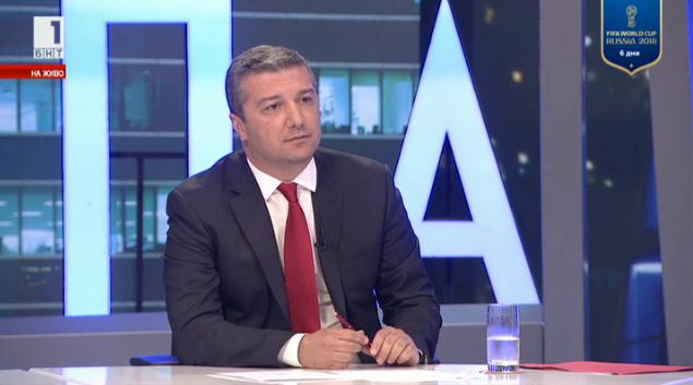 Стойнев: България е единствената държава, която не инвестира в енергетика