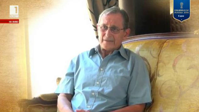 Евангелието, професорът и България – Хайнц Миклас пред Панорама