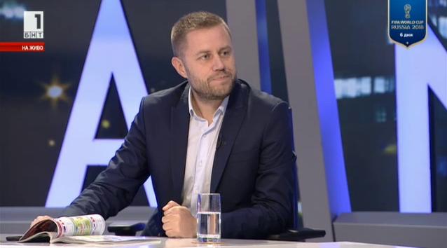 Футбол и геополитика – коментар на Георги Милков