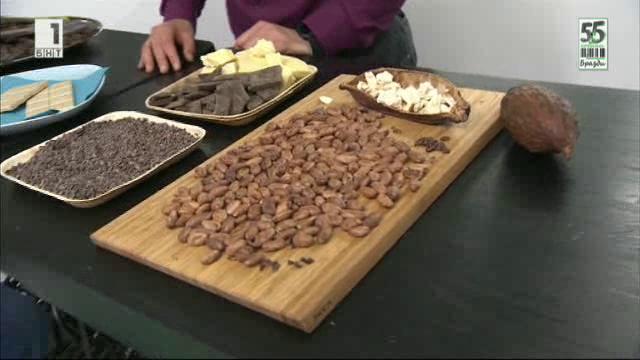 Работилница за биовегански шоколад